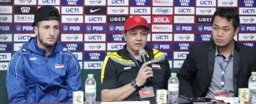 Komentar Pelatih Suriah U-23 Usai Kalahkan Timnas U-23