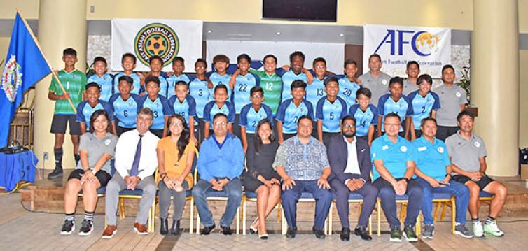 Mengenal Kepulauan Mariana Utara: Bulan-bulanan Lawan, Pengembangan, dan Anggota Penuh FIFA