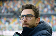 Eusebio Di Francesco Resmi Latih AS Roma