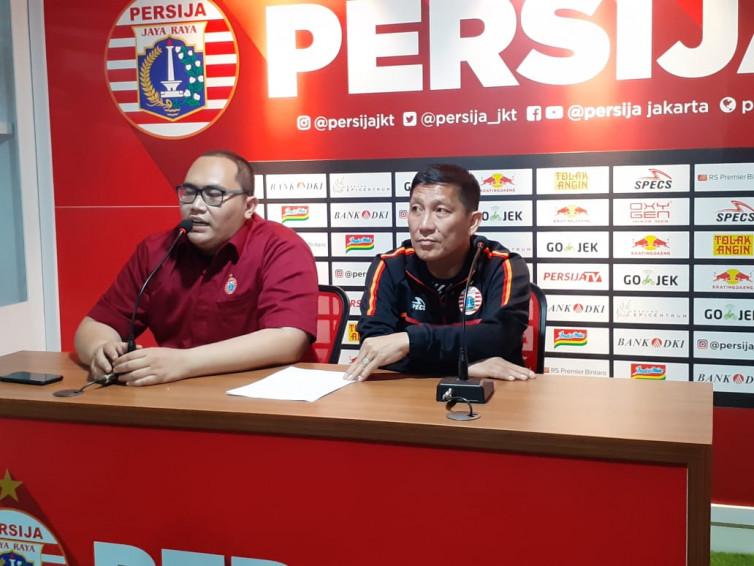 Ferry Paulus Bantah Persija Jakarta Tidak Minta Dikawal