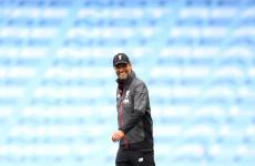 Curahan Hati Jurgen Klopp Setelah Liverpool Kalah Telak dari Manchester City