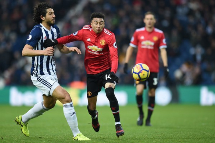 Manchester United 0-1 West Bromwich Albion: Man City Dipastikan Juara