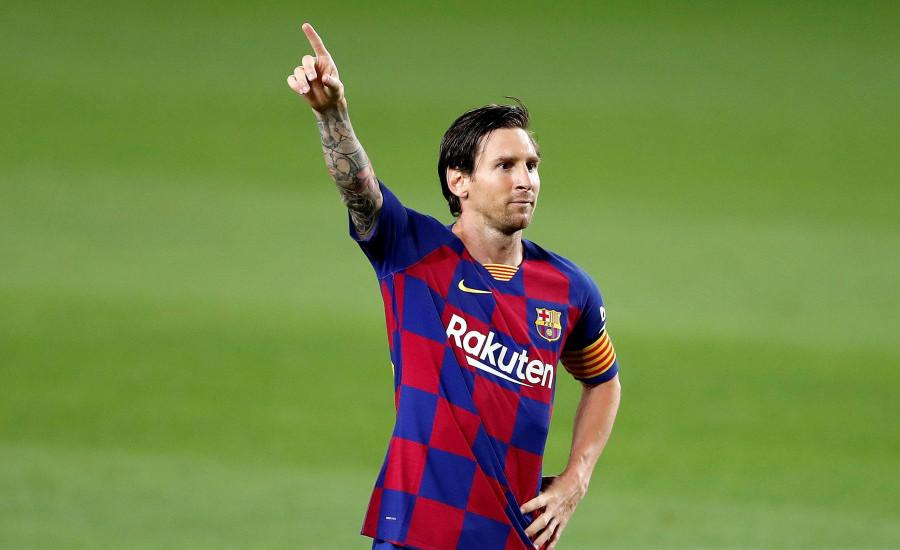 Membedah 700 Gol Lionel Messi