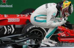 Hasil Lomba F1 GP Brasil: Lewis Hamilton Bawa Mercedes Juara Dunia Konstruktor