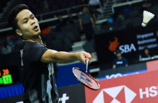 Singapore Open 2019: Anthony Sinisuka Ginting Melaju ke Perempat Final