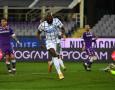 Fiorentina 1-2 Inter: Gol Telat Lukaku Bawa Nerazzurri ke Perempat Final