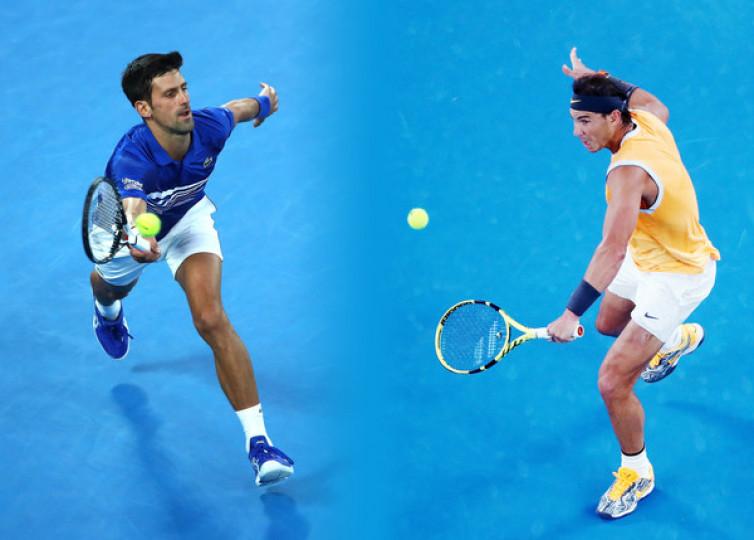 Fakta Menarik Kemenangan Novak Djokovic atas Rafael Nadal di Final Australia Open 2019