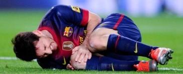 Messi Absen Membela Timnas Argentina Akibat Cedera
