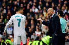 Final Liga Champions: Waspadai Determinasi Liverpool, Zidane Yakin Ronaldo Fit 150 Persen