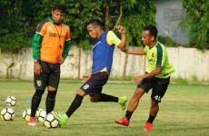 Piala Indonesia 2018: Irfan Jaya Siap Jadi Striker Persebaya saat Ladeni Persinga di 32 Besar
