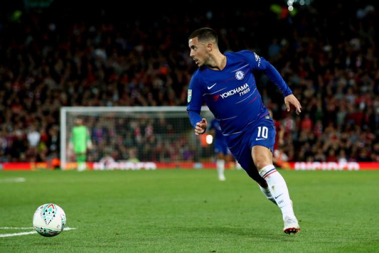 Punya Peluang Ganjal Liverpool, Hazard Cuma Fokus Bawa Chelsea Pastikan 4 Besar