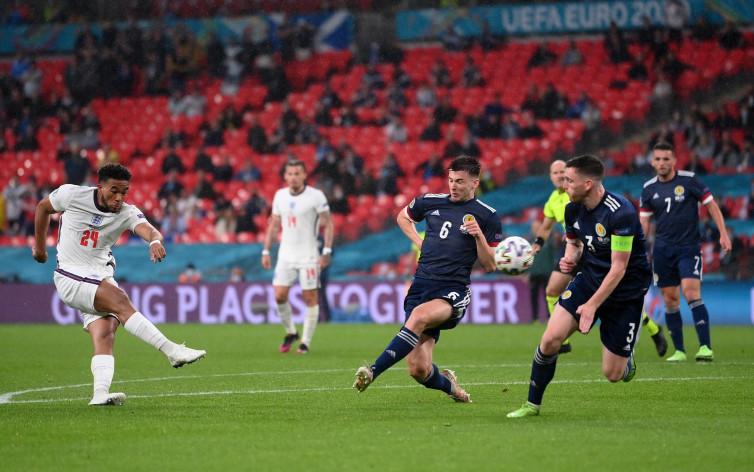 Hasil Grup D Piala Eropa 2020: Inggris dan Republik Ceko Tertahan