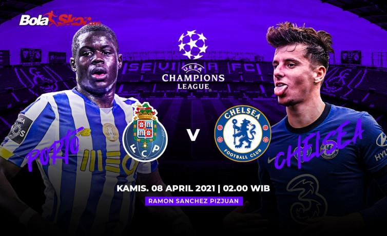 Prediksi Porto Vs Chelsea: The Blues Pantang Anggap Remeh