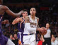 Hasil NBA: LeBron James dan Lakers Menang, Anthony Davis Menggila