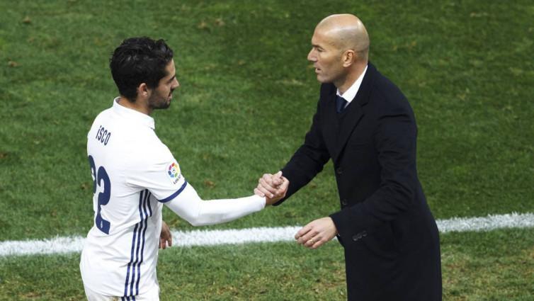 5 Pemain Real Madrid yang Masuk Blacklist Zinedine Zidane