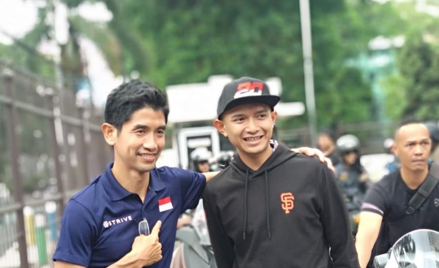 Terinspirasi Pembalap Malaysia, Dimas Ekky Bermimpi Tampil di MotoGP