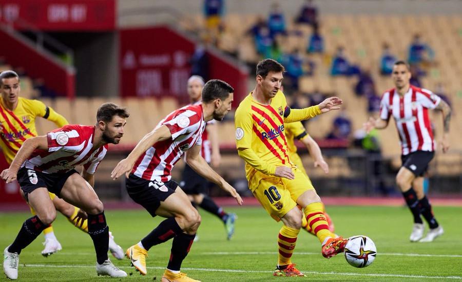 Athletic Bilbao 0-4 Barcelona: Blaugrana Raih Gelar Ke-31