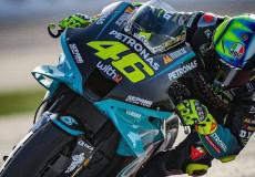 FP3 MotoGP Portugal: Rossi Lebih Cepat atas Marquez