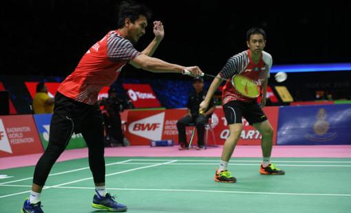 Semifinal Piala Thomas: Ahsan / Hendra Gagal Selamatkan Indonesia, China Melangkah ke Final