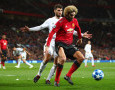 Tinggalkan Man United, Marouane Fellaini Gabung Klub China