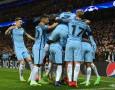 Drama Delapan Gol Tercipta Manchester City kontra AS Monaco