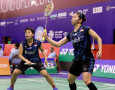 Wakil Indonesia Habis di BWF World Tour Finals 2018