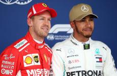 Lewis Hamilton Pembalap F1 2018 Terbaik Versi Rival-rivalnya, Sebastian Vettel Posisi Empat