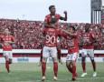 Bali United 2-0 PSIS Semarang, Serdadu Tridatu Amankan Tiga Poin