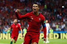 Menilik Rahasia Hidup Sehat Cristiano Ronaldo pada Usia 34 Tahun