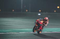 Top Speed Marc Marquez di MotoGP Qatar Mencapai 352 Km/jam, Ducati Bukan Raja Trek Lurus Lagi