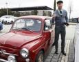 Ulang Tahun Ke-32, Sergio Ramos Dapat Hadiah Mobil Klasik