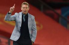 Nagelsmann Sindir Performa Bak Roller Coaster MU di Liga Champions