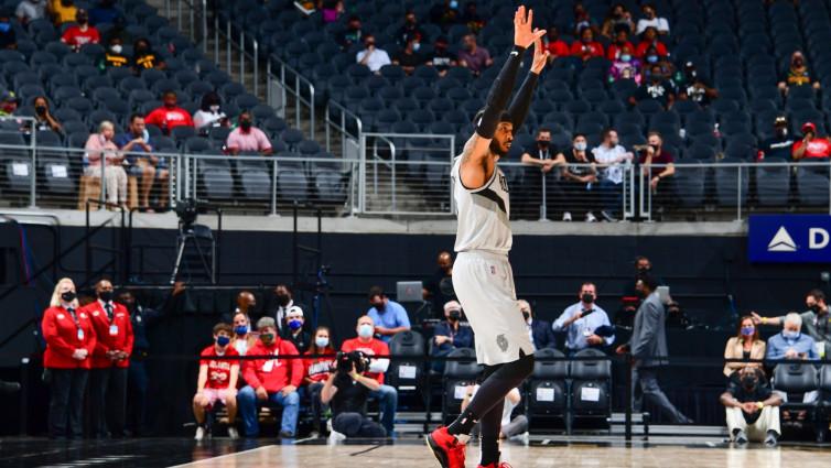 Carmelo Anthony Masuk 10 Besar Pencetak Skor Terbanyak NBA Sepanjang Masa