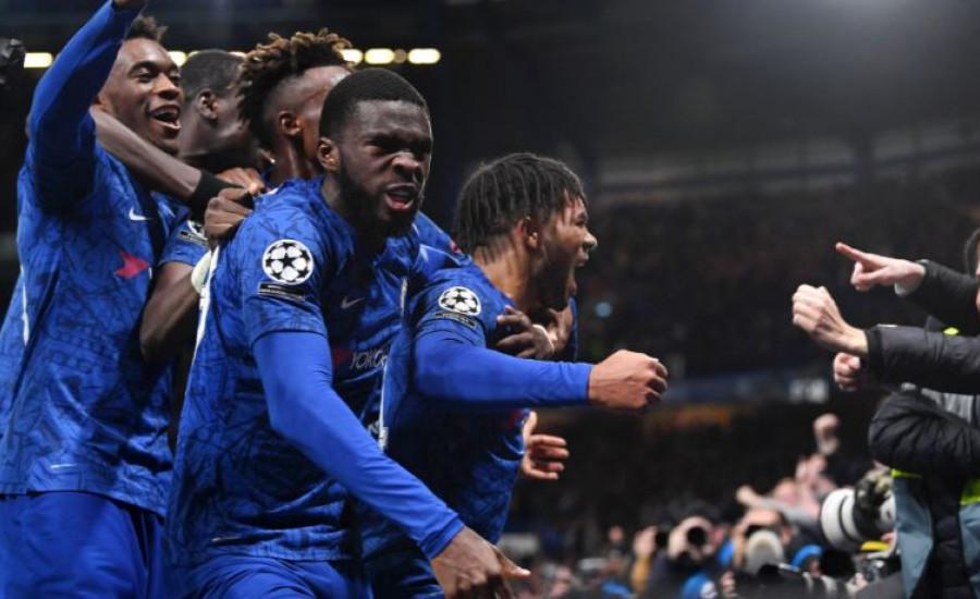 Chelsea 4-4 Ajax: Dua Kartu Merah dan VAR Warnai Drama Delapan Gol di Stamford Bridge