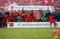 Bayern 5-1 Frankfurt: Robbery Cetak Gol, Die Roten Juara Bundesliga 2018-19