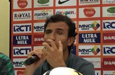 Penilaian Sementara Luis Milla Terhadap Pemain Senior Berstatus Baru di Timnas Indonesia