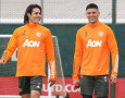 Marcos Rojo Rayu Cavani untuk Tinggalkan Manchester United