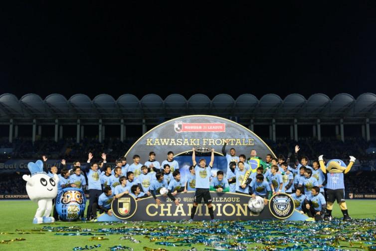 Melihat Persebaran Gelar Juara J1 League: Kashima Antlers Terbanyak