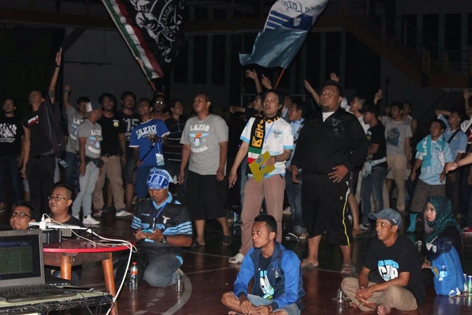 Mengintip Kegiatan Lazio Indonesia Selama Pandemi Virus Corona