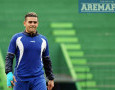 Gonzales Kembali Latihan Bersama Arema