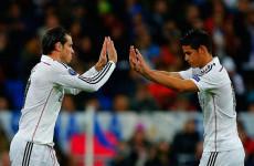 Zidane Berikan Kode soal Masa Depan Rodriguez dan Bale