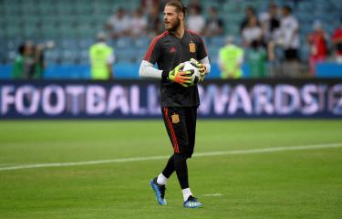 Analisis Mantan Kiper Nomor Satu Spanyol Menyoal Blunder De Gea saat Melawan Portugal