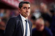 Ernesto Valverde Respons Keluhan Marc-Andre ter Stegen soal Performa Barcelona