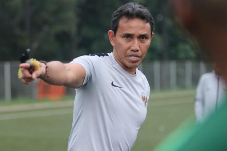Struktur Kepelatihan Timnas Indonesia U-16 Tidak Diubah Shin Tae-yong