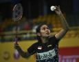Indonesia Open 2019: Gregoria Mariska Tunjung Tetap Nyaman dengan Tampilan Anyar
