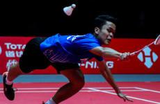 BWF World Tour Finals 2019: Anthony Ginting ke Semifinal Tanpa Memeras Keringat