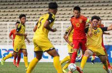 Segrup Timnas Indonesia U-16, China Gilas Brunei 7-0 di Laga Pertama Kualifikasi