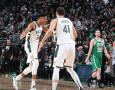 Semifinal NBA: Bucks ke Final, Warriors Ungguli Rockets