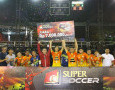 Azara Cilegon Juara Super Soccer Futsal Battle 2018 Final Area Tangerang