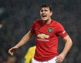 Man United Vs Sheffield: Sisi Emosional Harry Maguire